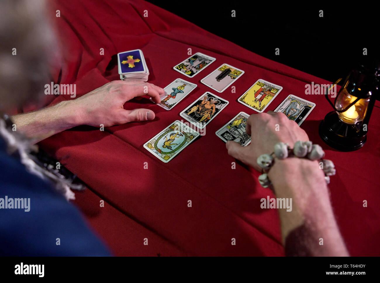 matchmaking tarot