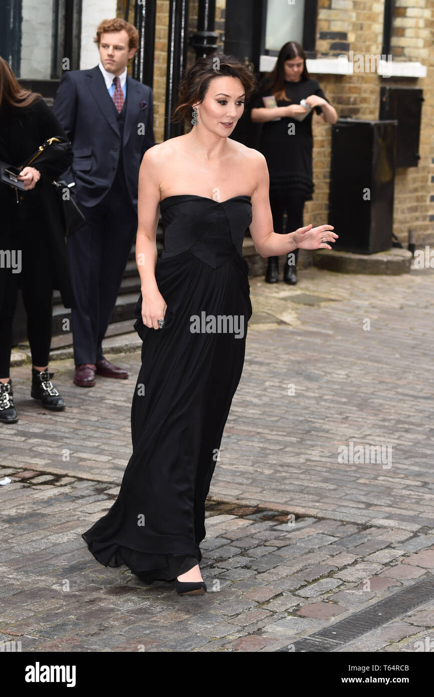LONDON, UK. April 28, 2019: Claire Cooper at the BAFTA Craft Awards 2019, The Brewery, London. Picture: Steve Vas/Featureflash Stock Photo