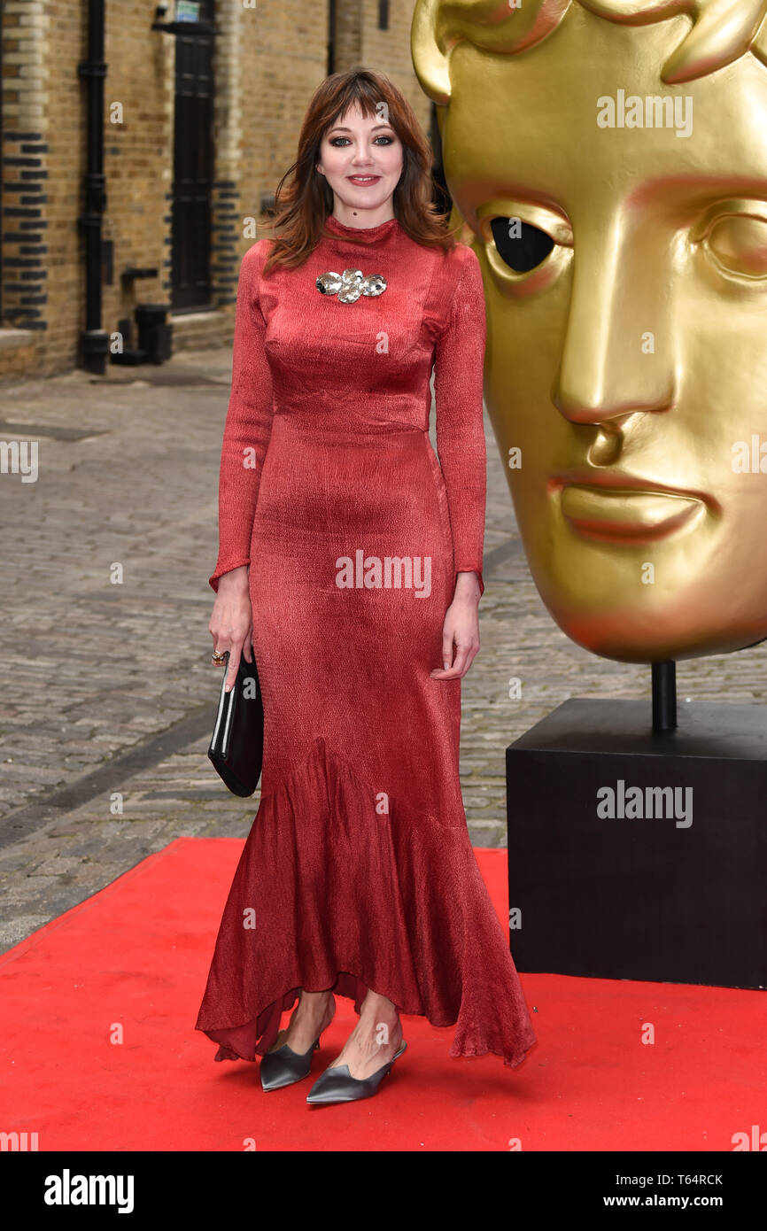 LONDON, UK. April 28, 2019: Dianne Morgan at the BAFTA Craft Awards 2019, The Brewery, London. Picture: Steve Vas/Featureflash Stock Photo