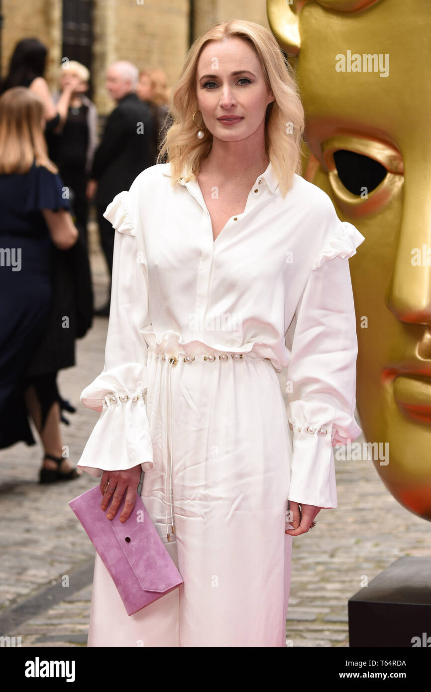 LONDON, UK. April 28, 2019: Genevieve O'Reilly at the BAFTA Craft Awards 2019, The Brewery, London. Picture: Steve Vas/Featureflash Stock Photo
