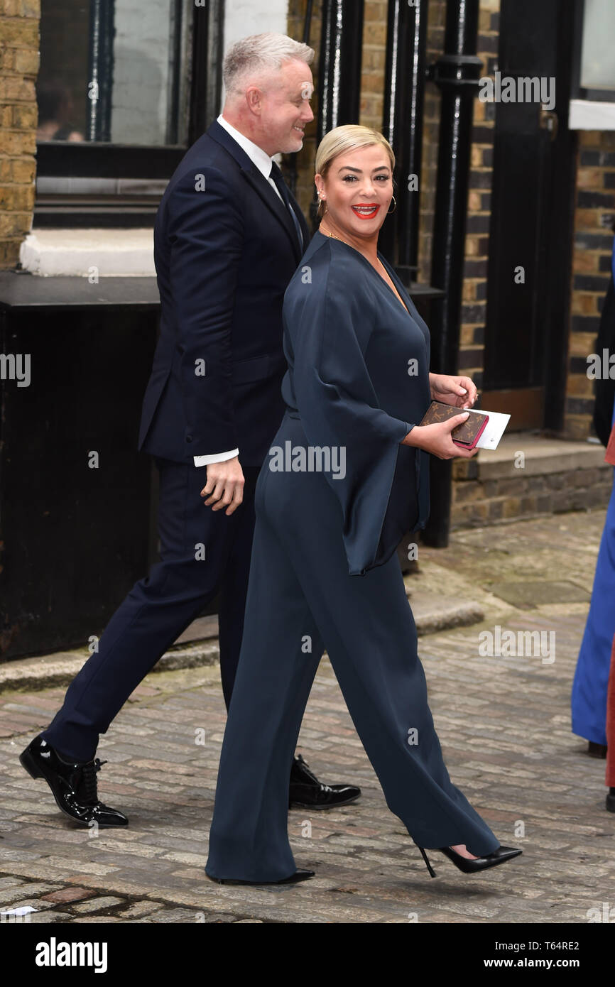 LONDON, UK. April 28, 2019: Lisa Armstrong at the BAFTA Craft Awards 2019, The Brewery, London. Picture: Steve Vas/Featureflash Stock Photo