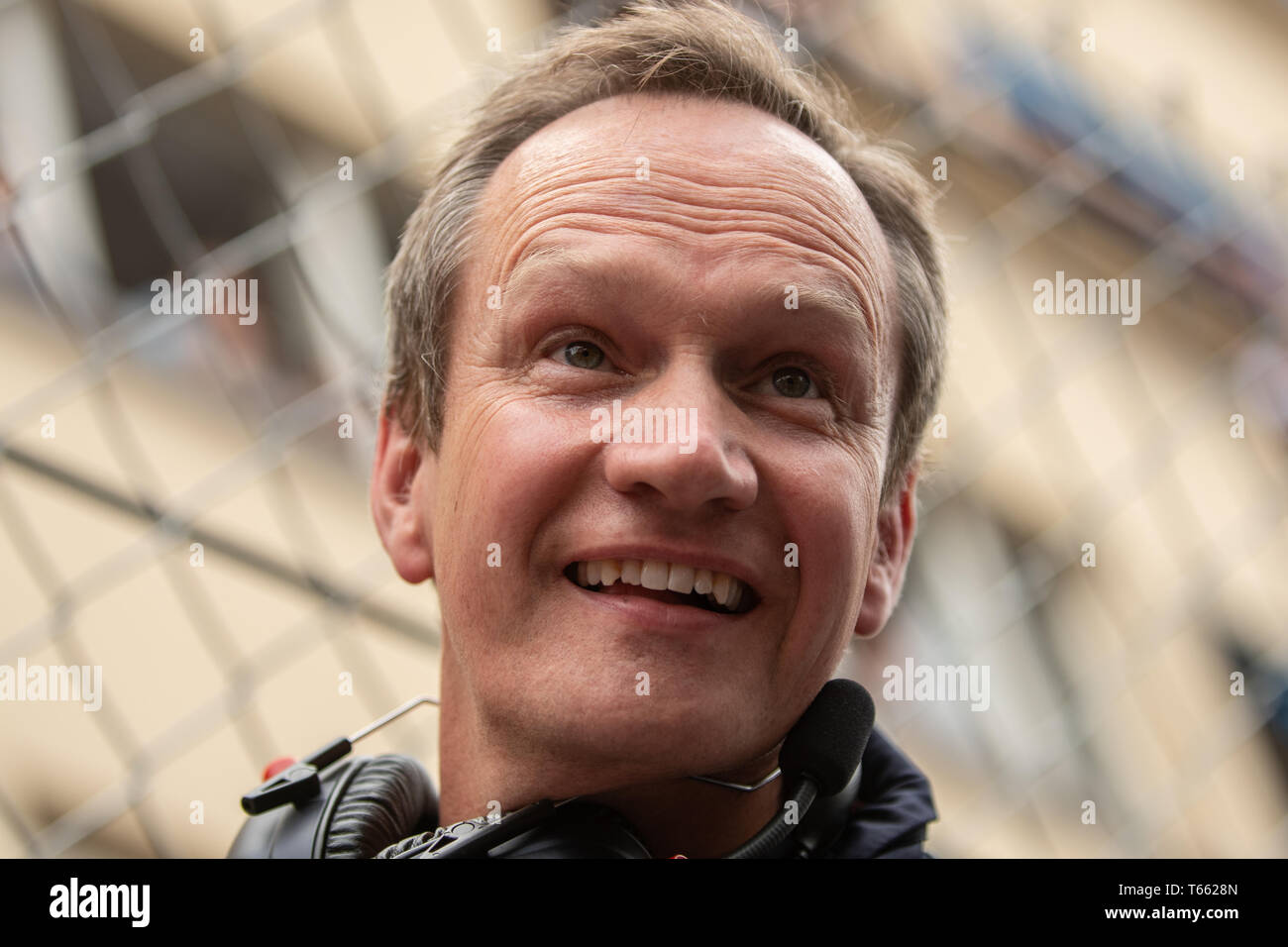 Monte Carlo/Monaco - 05/27/2018 -  Paul Monaghan (GBR, Chief Engineer for Red Bull Racing) after the Monaco GP - Stock Image