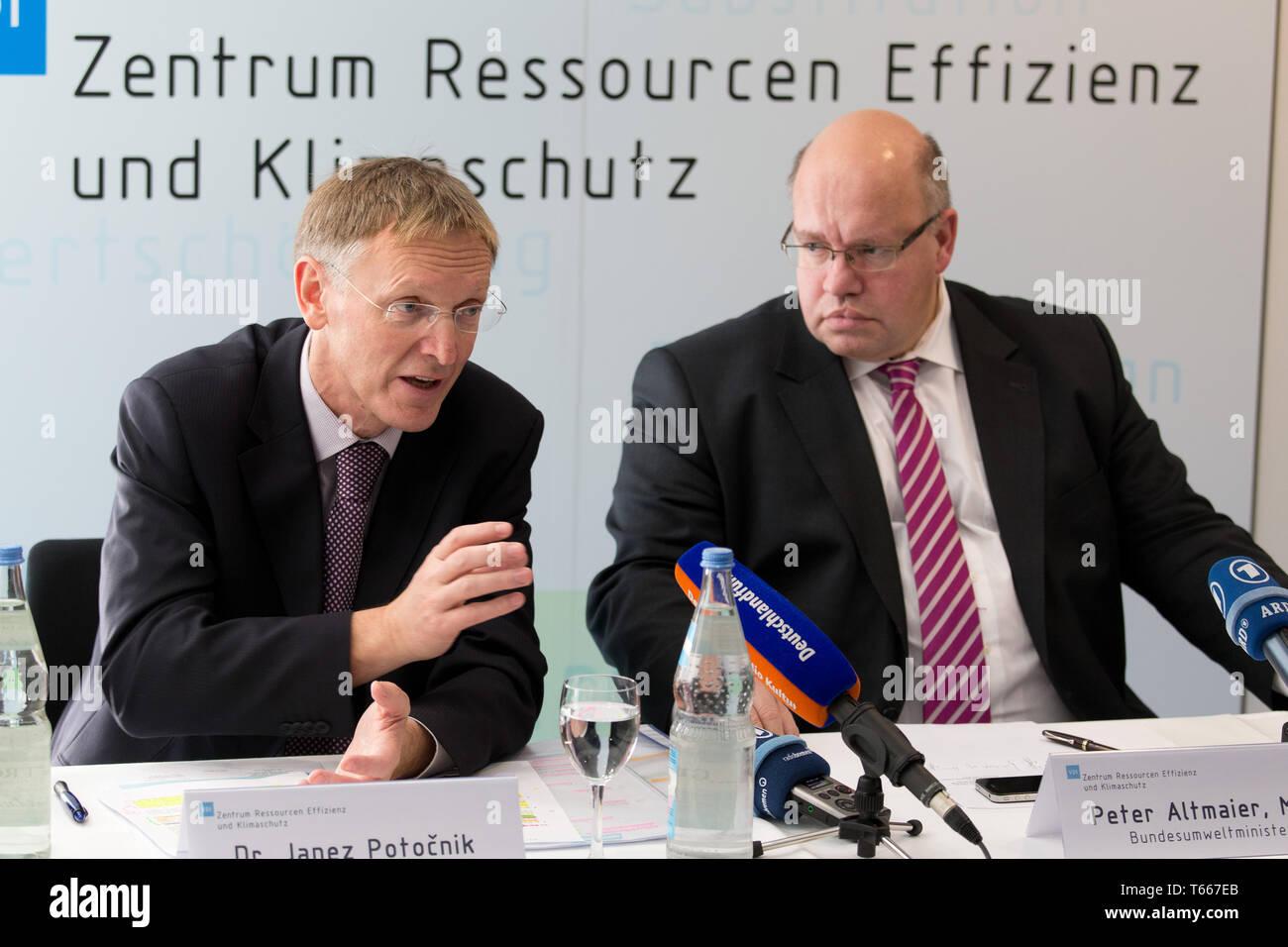 peter altmaier, german politician, cdu Stock Photo