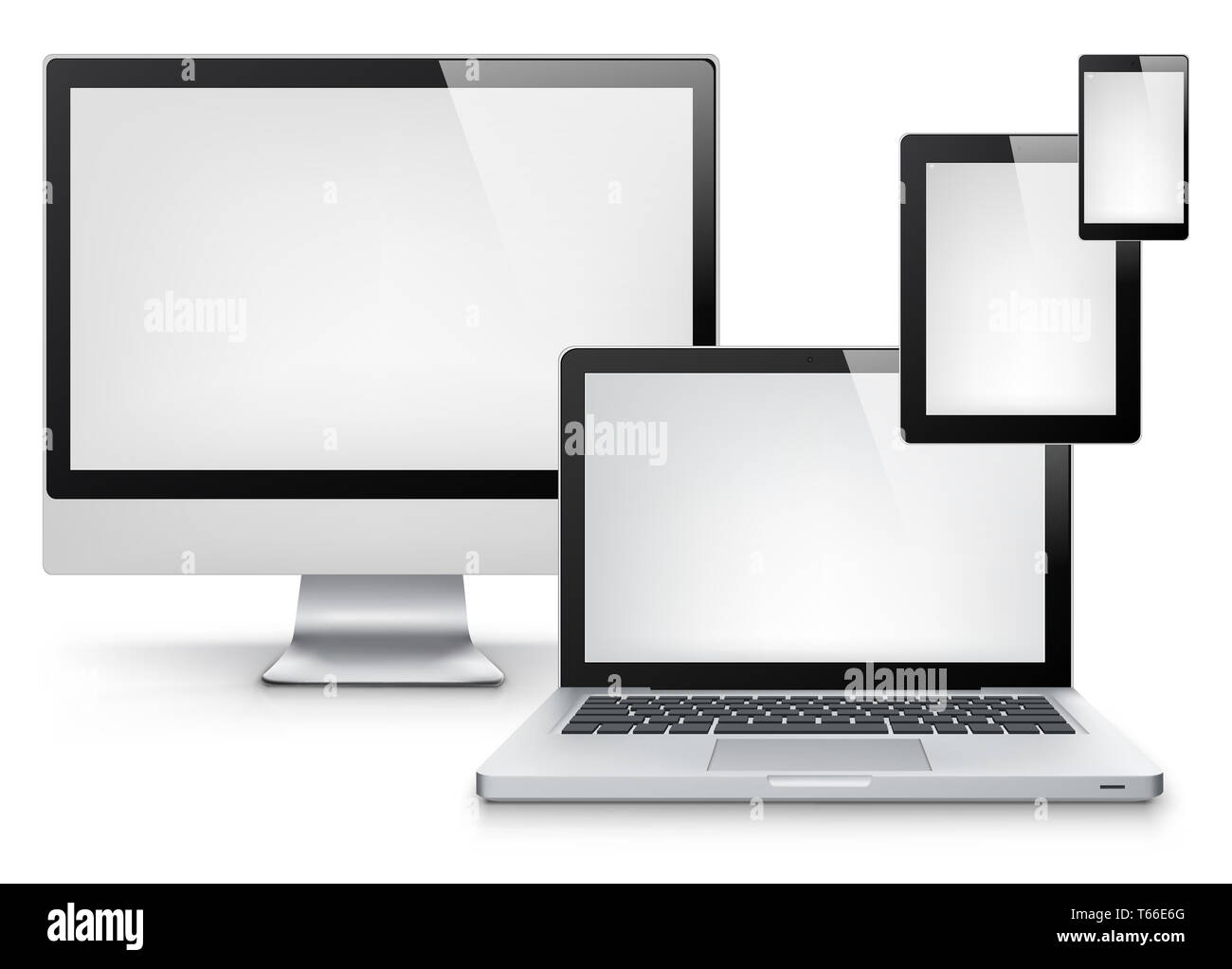Computers - Stock Image