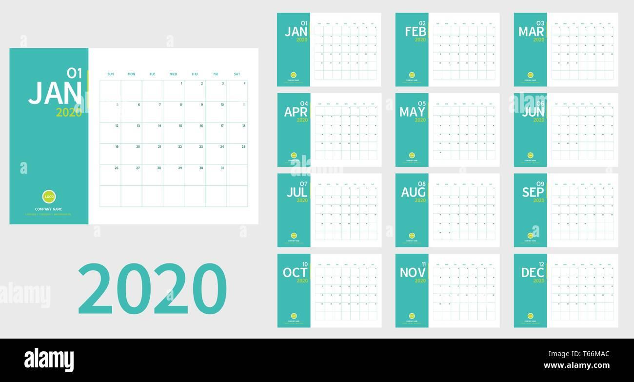 Calendario 2020 Planner.Calendar 2020 Stock Photos Calendar 2020 Stock Images Alamy