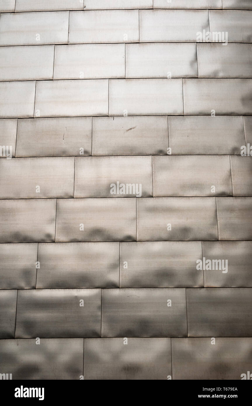 highly detailed grunge metal background Stock Photo