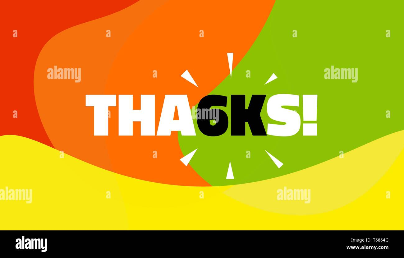 Social media banner with thanks 6K followers achievement. Thank you for 6000 thousand subscribers decoration post template. Greeting card for social n - Stock Image