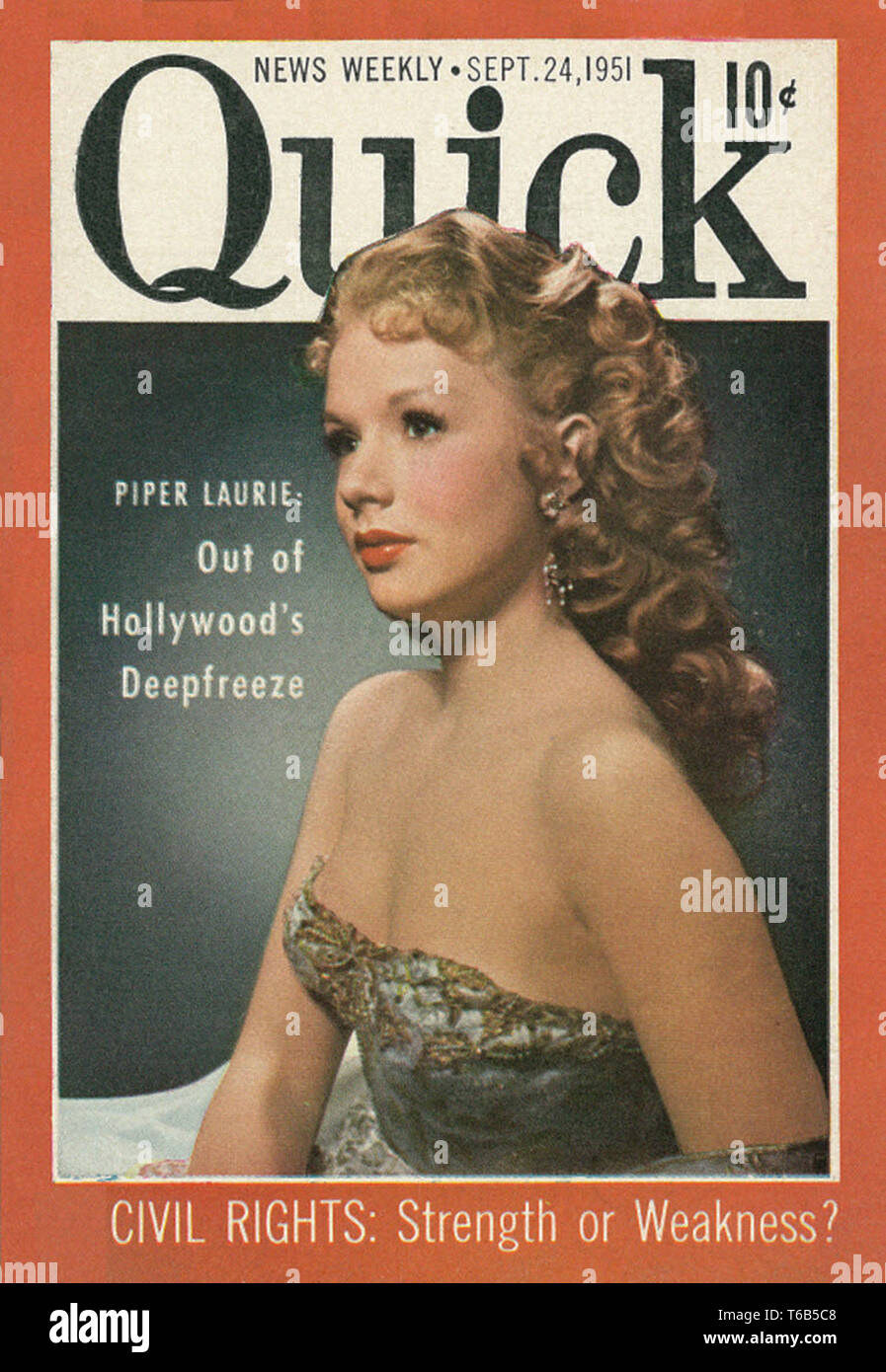 Piper Laurie Stock Photos Piper Laurie Stock Images Alamy