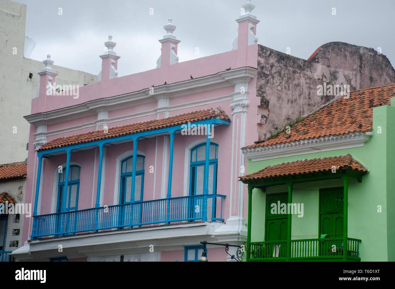 Old Havana Colonial Centre Stock Photos & Old Havana