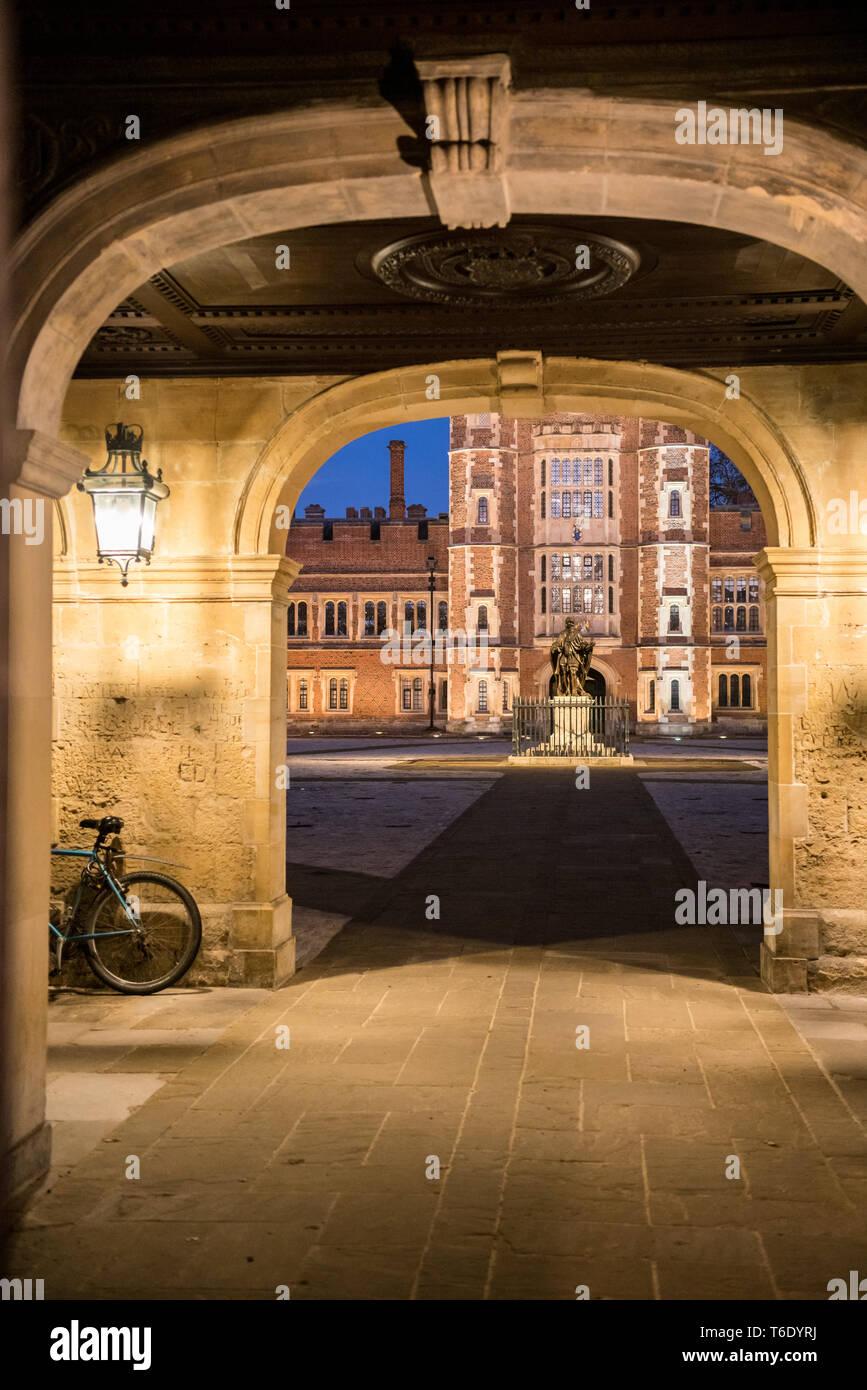 Elton School, Windsor - Stock Image