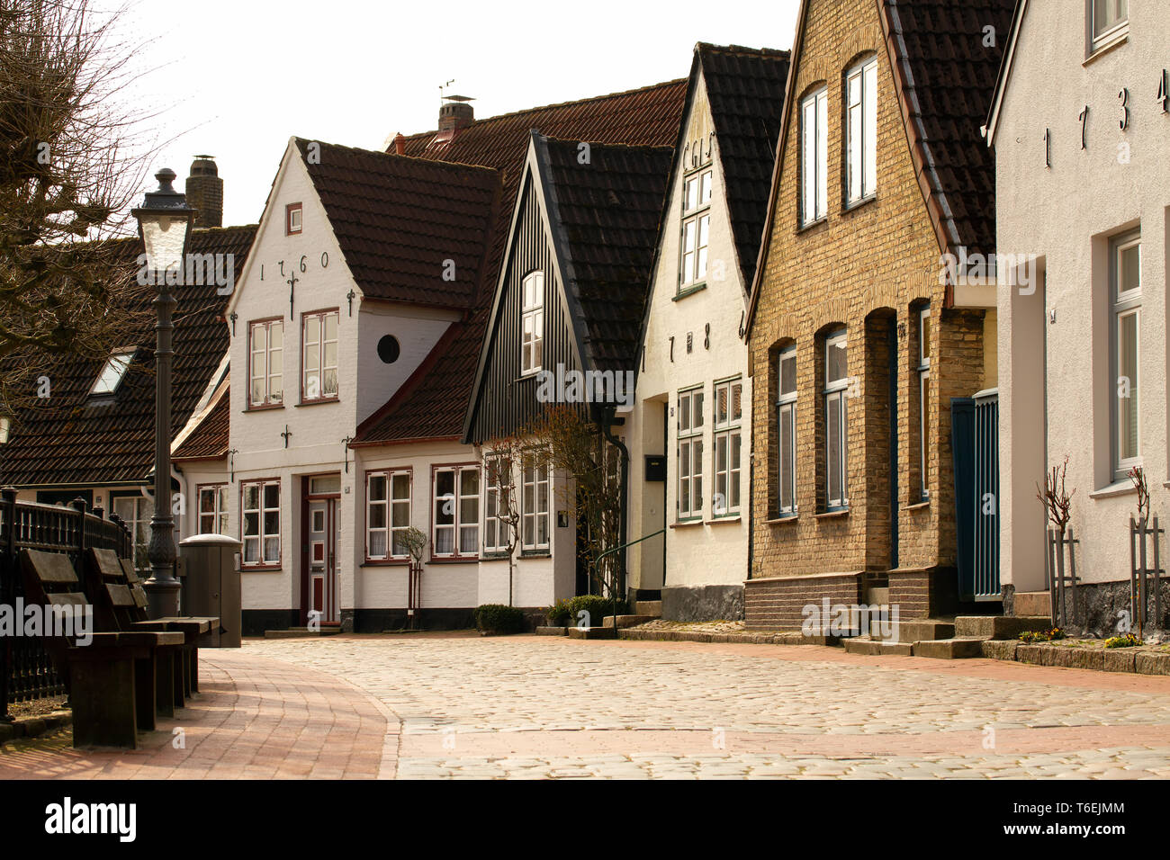 Schleswig Holm 001. Germany - Stock Image