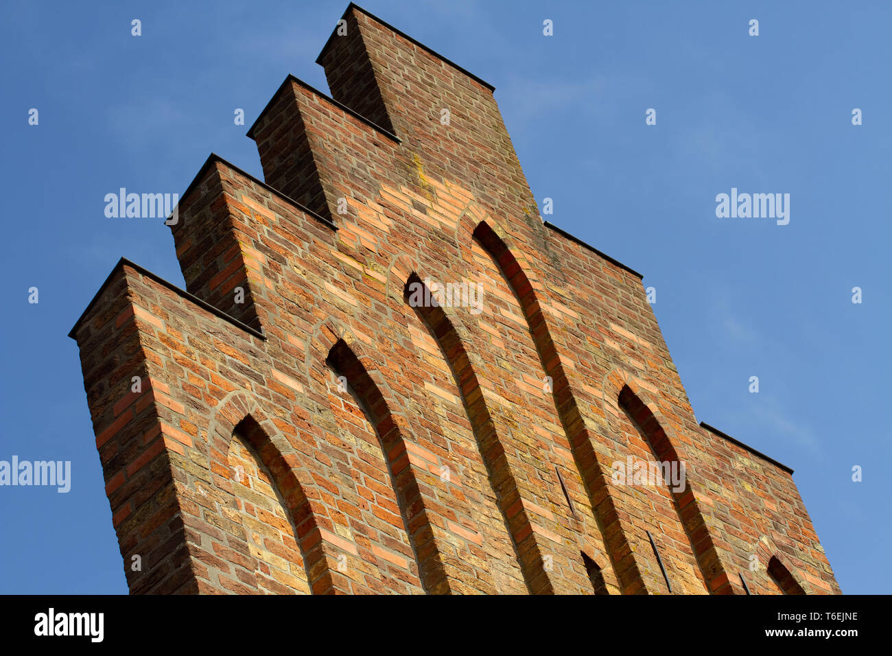Schleswig Dome 004. Germany - Stock Image