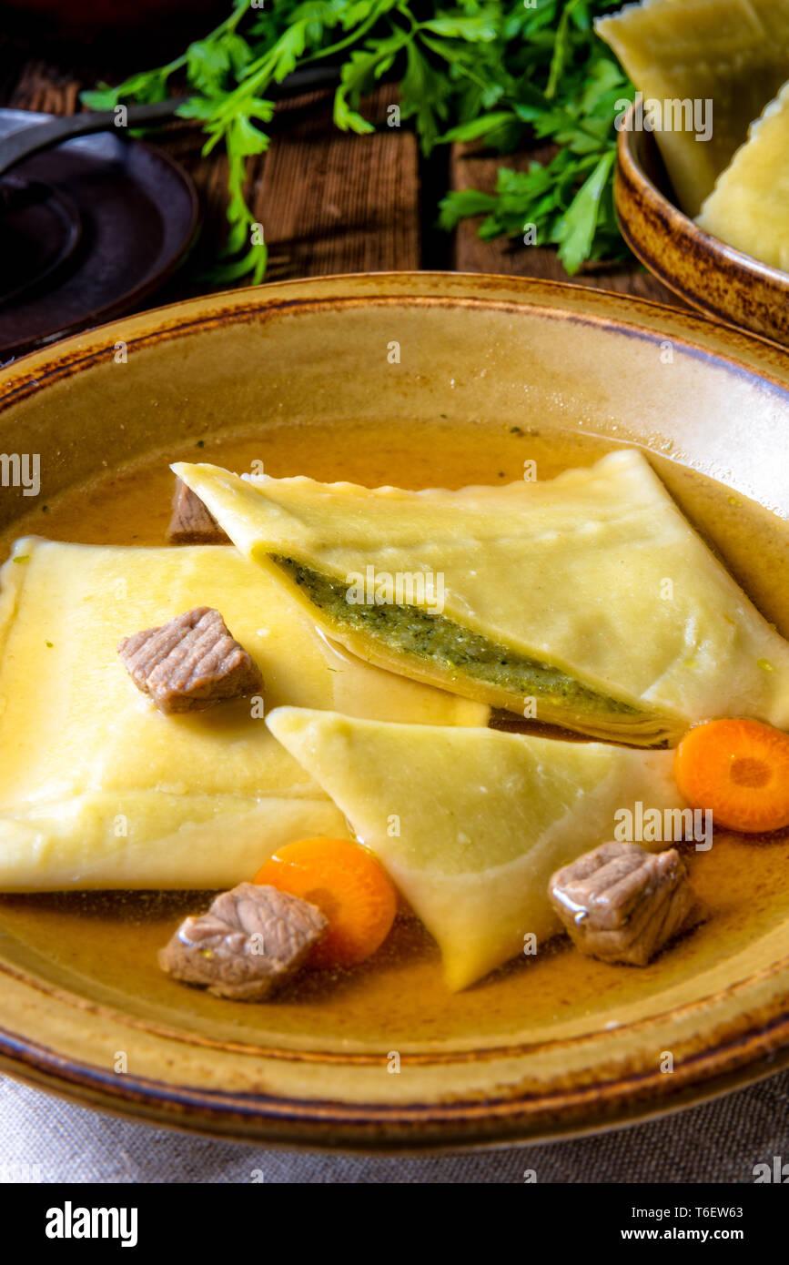 Swabian Cuisine Stock Photos & Swabian Cuisine Stock Images