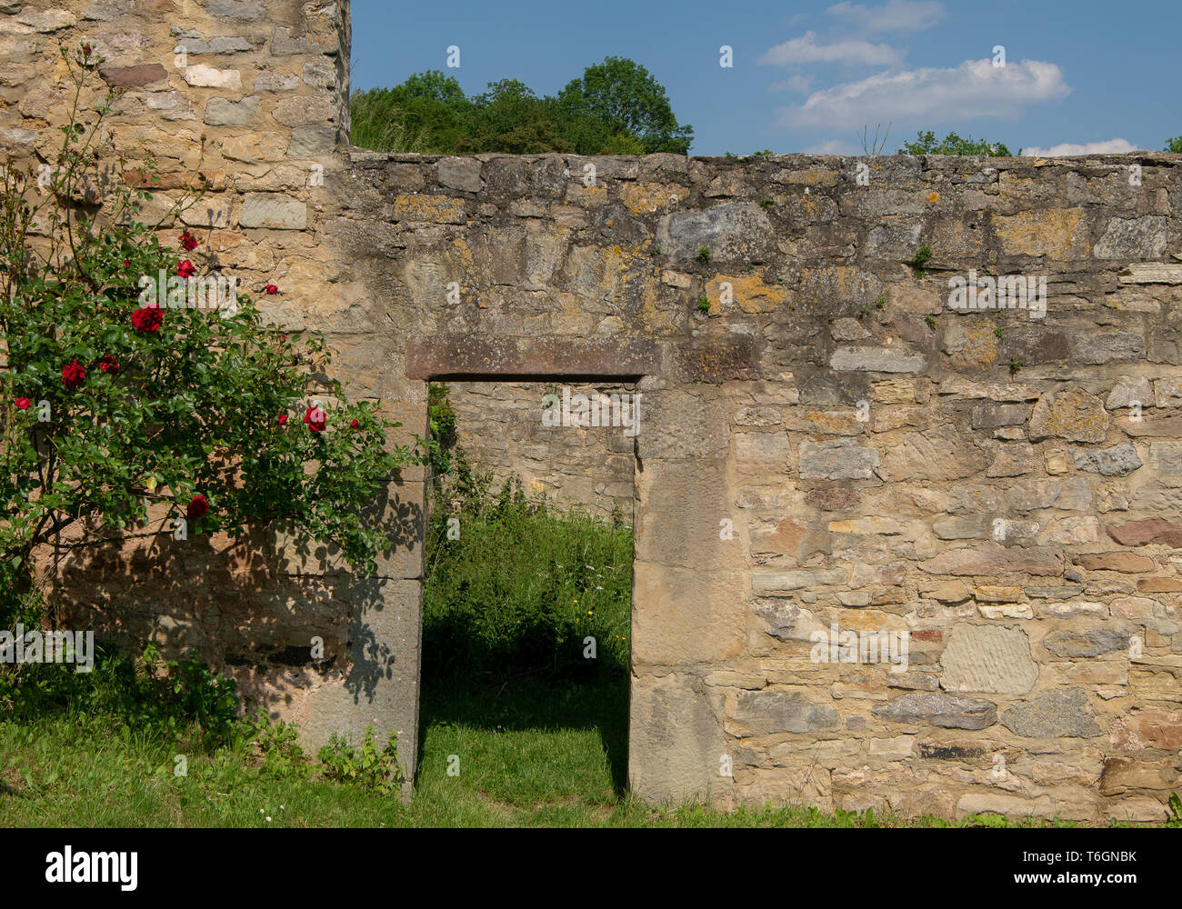 Red Bricked Stock Photos & Red Bricked Stock Images - Alamy