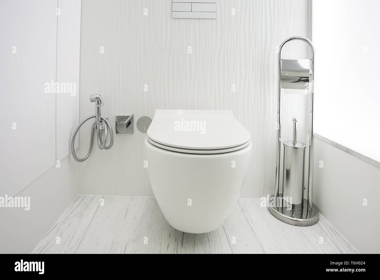 Stupendous Toilet Sprinkler Stock Photos Toilet Sprinkler Stock Cjindustries Chair Design For Home Cjindustriesco