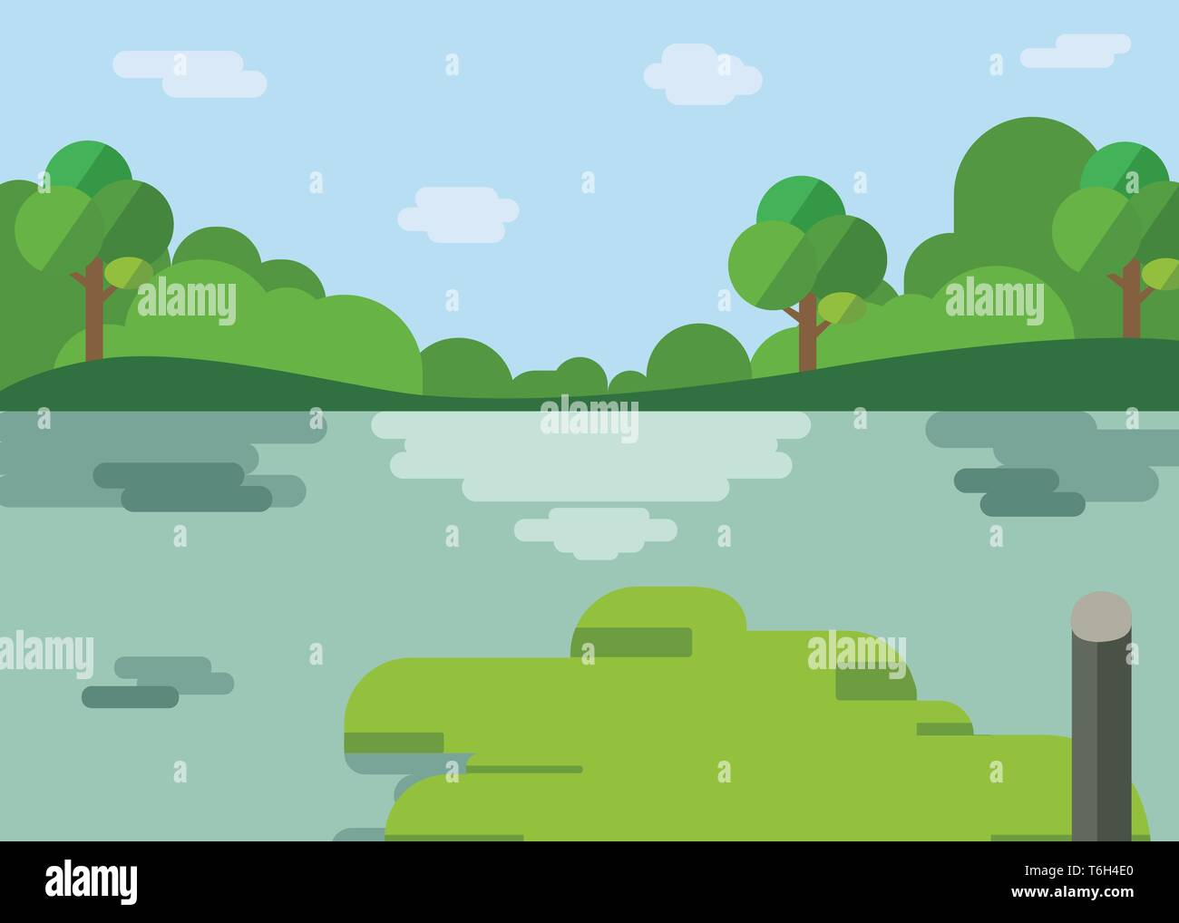 Nature Landscape Cartoon Design Beautiful Lake With Forest In Flat Style River With Hills Trees Clouds And Sky Background Stock Vector Image Art Alamy Find & download free graphic resources for trees cartoon. https www alamy com nature landscape cartoon designbeautiful lake with forest in flat styleriver with hills trees clouds and sky background image245009800 html