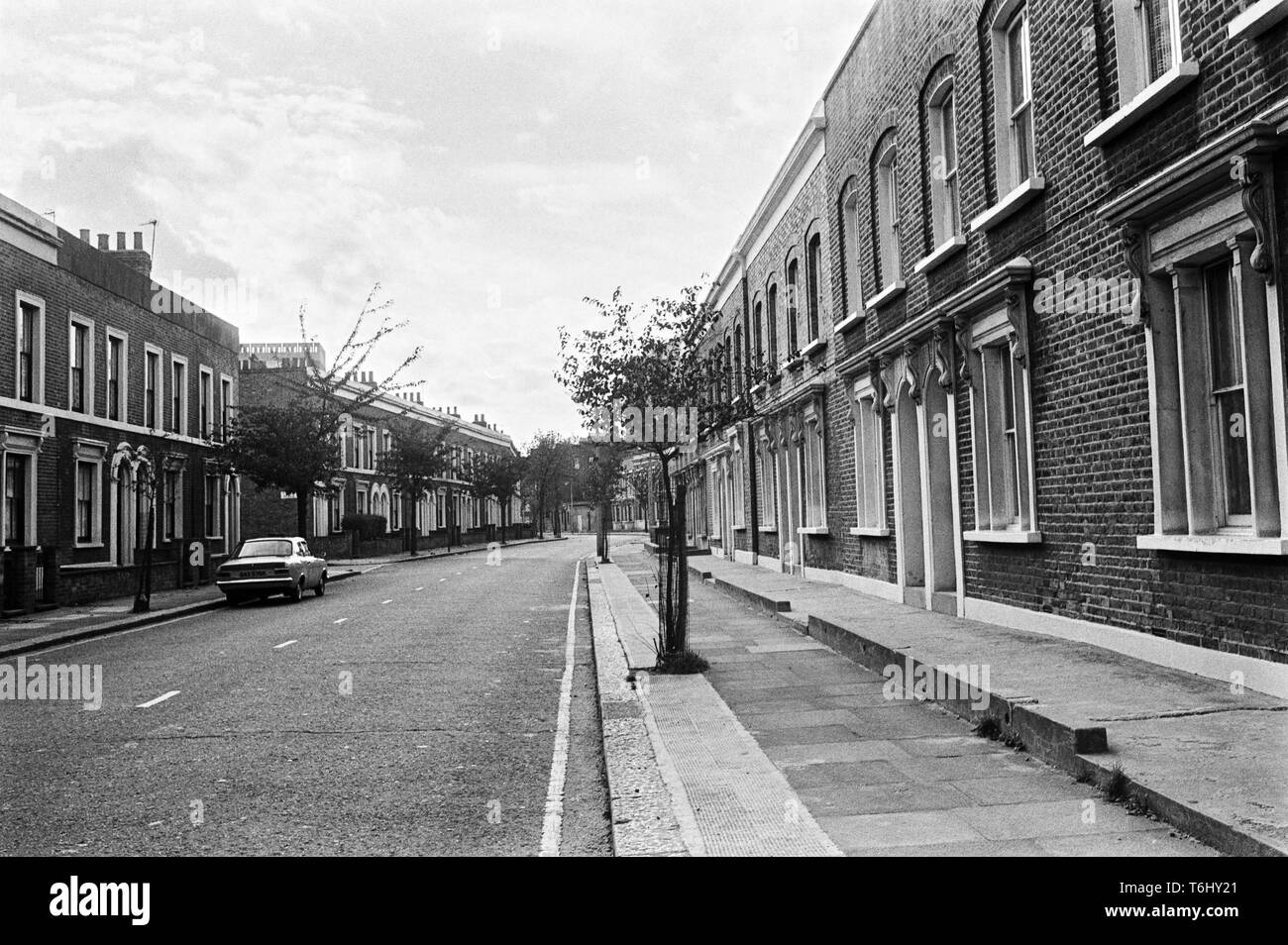 14/14 Tower Hamlets Bethnal Green,  1977 - Stock Image