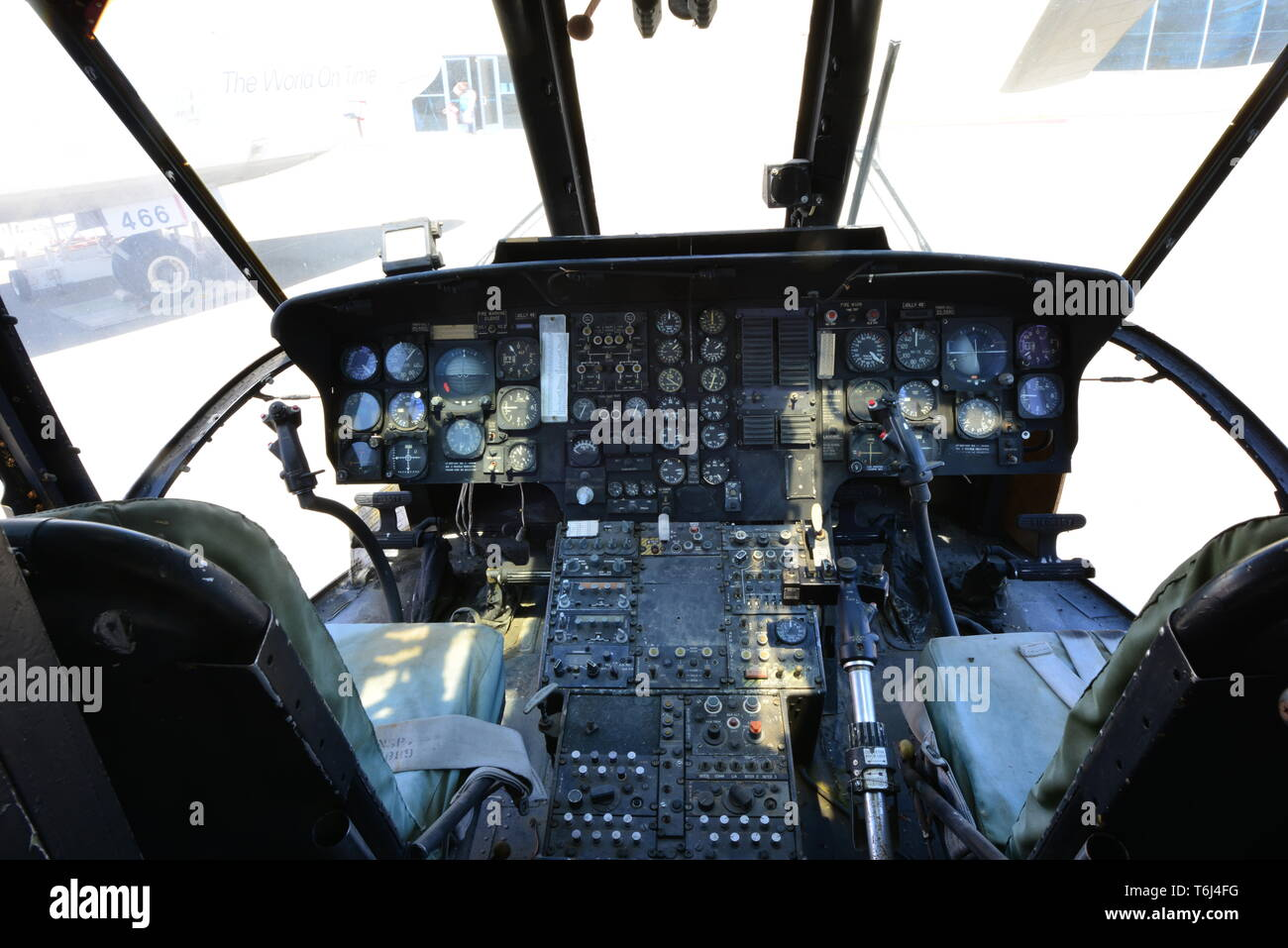 Sikorsky S-61R Stock Photo