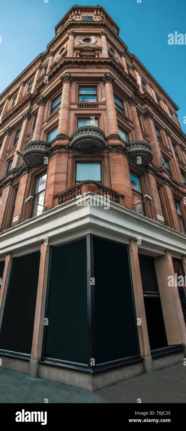 Flagship High Street Department Store - Stock Image