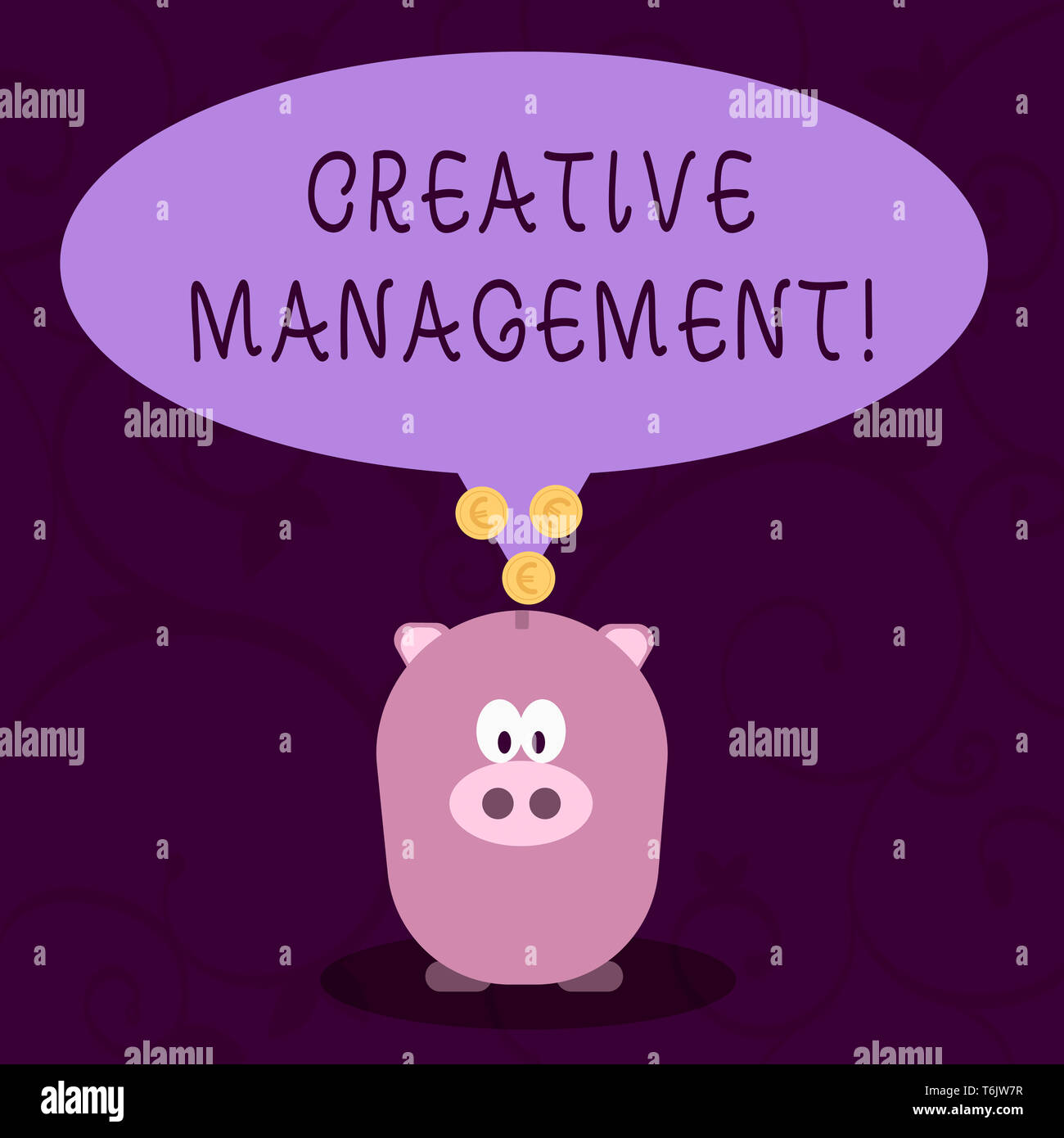 Word writing text Creative Management  Business photo