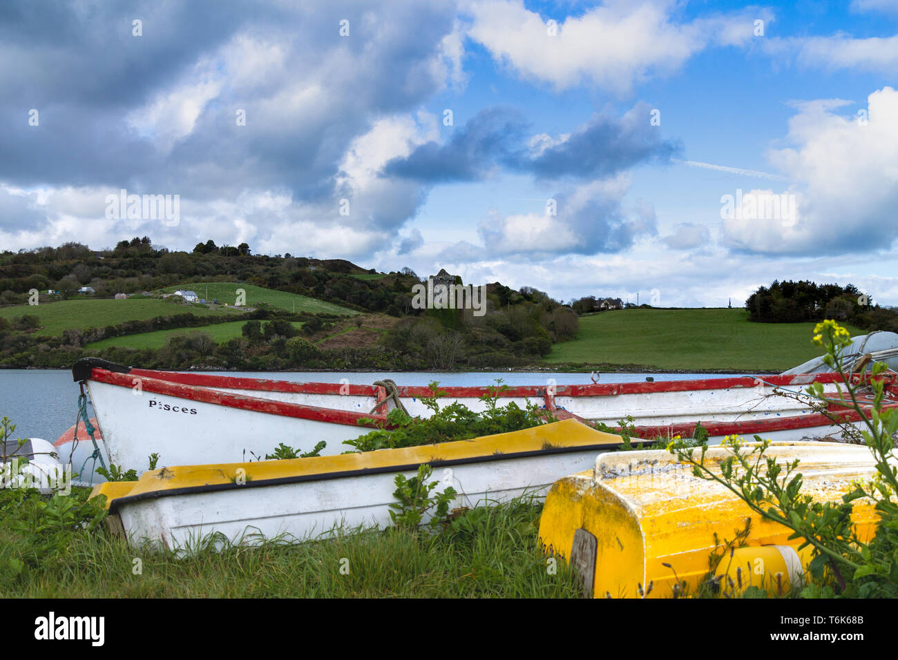 Fibreglass Boats Stock Photos & Fibreglass Boats Stock Images - Alamy