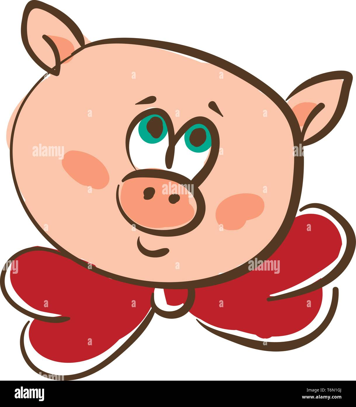 Pig Eyes Cut Out Stock Images Pictures Page 3 Alamy