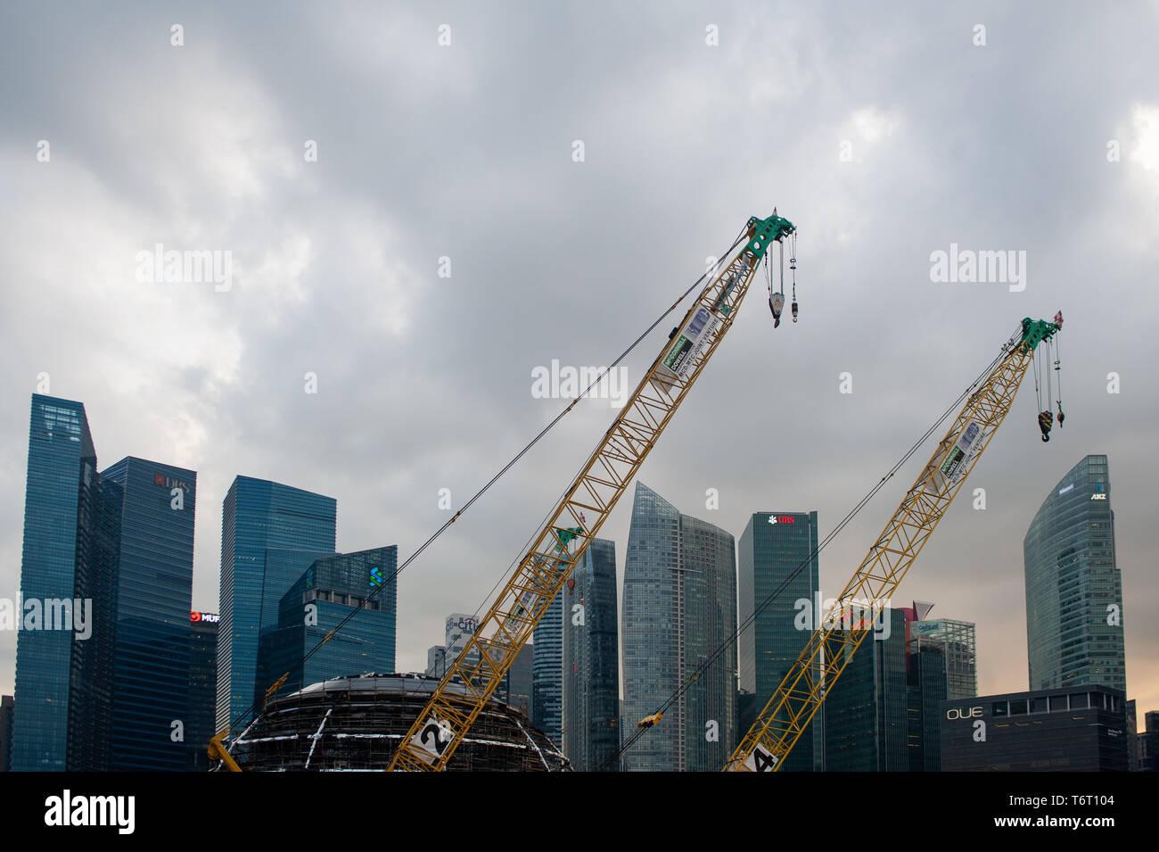 12 04 2019, Singapore, Republic of Singapore, Asia