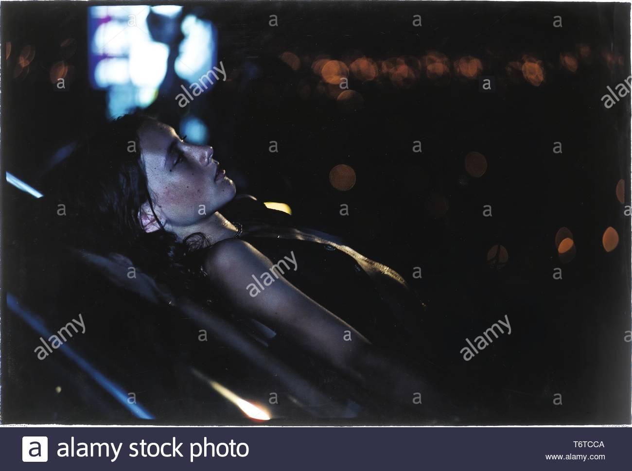 Bill Henson-Untitled, 1998-1999 - Stock Image