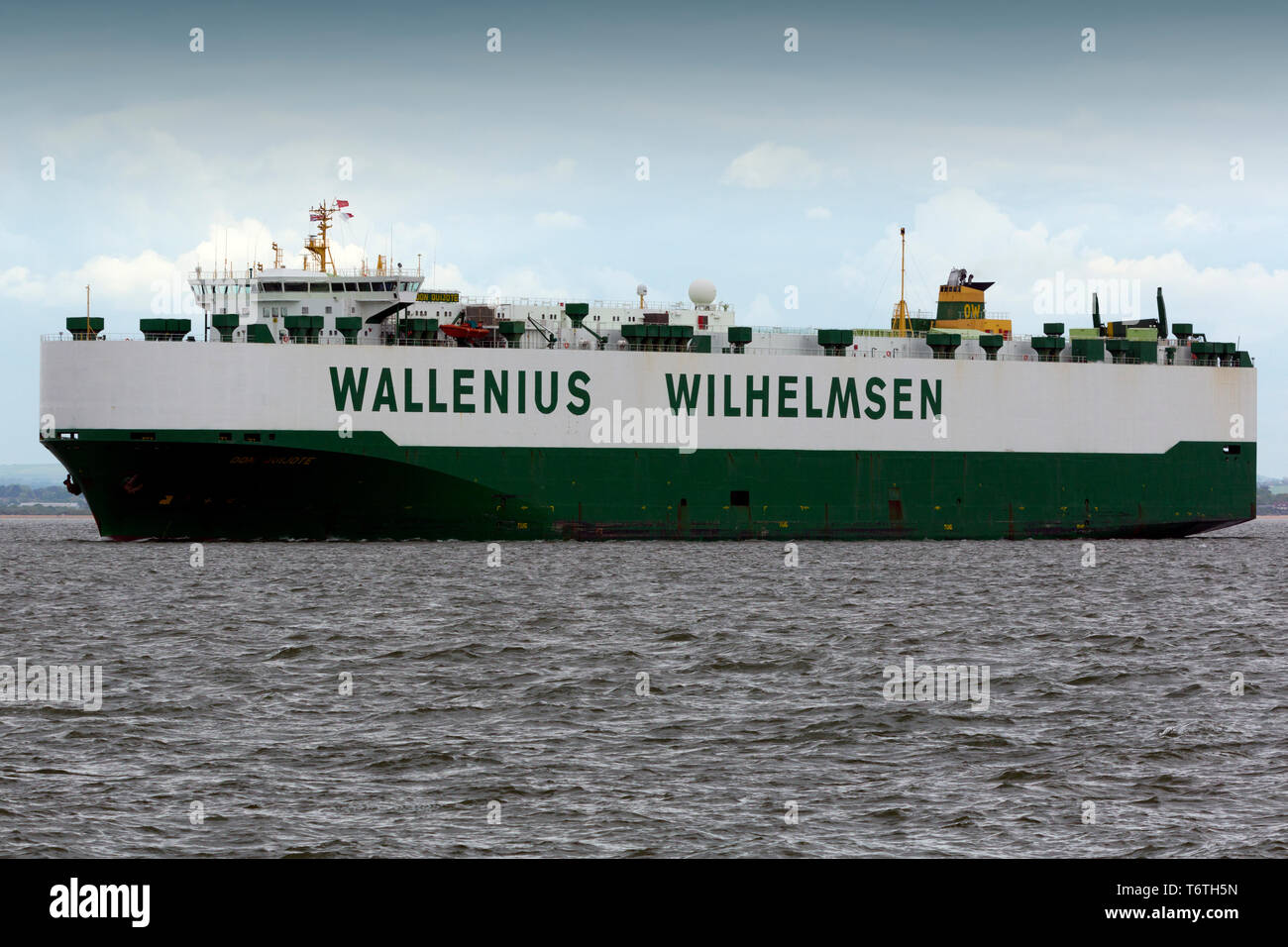 Vehicle Carrier Ship Stock Photos & Vehicle Carrier Ship