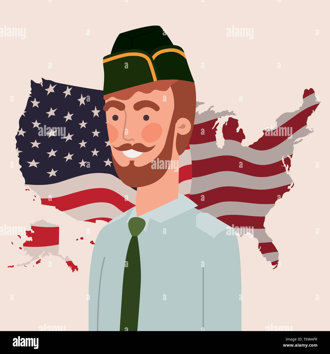 military man with usa map and flag Stock Vector Art ... on nc map clip art, nyc map clip art, maine map clip art, va map clip art, connecticut map clip art, wv map clip art, sc map clip art, north dakota map clip art, az map clip art, tn map clip art, ca map clip art,