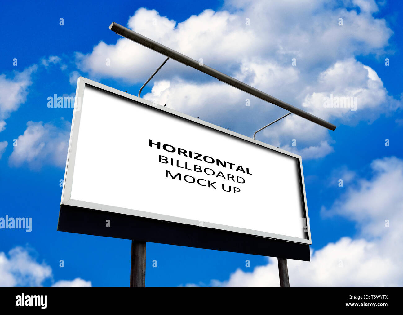 Advertise Here Billboard Stock Photos & Advertise Here