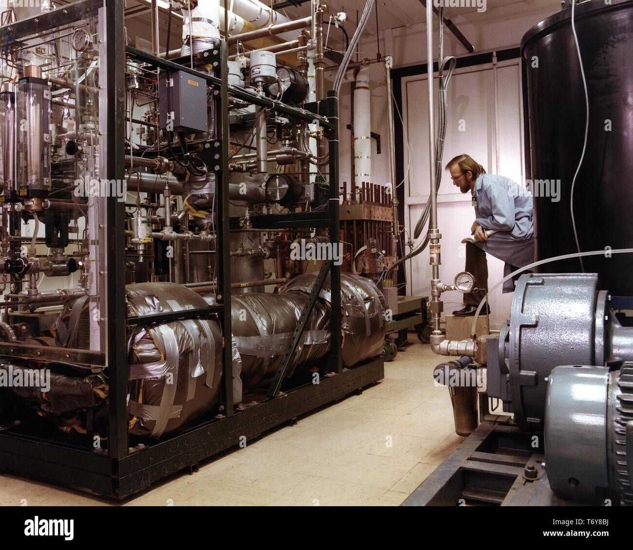 Fuel Cell Stack Stock Photos & Fuel Cell Stack Stock Images - Alamy