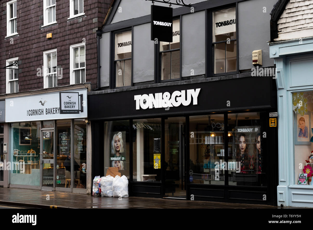 9b351153536 Toni and Guy unisex hairdressers, British international chain of hairdressing  salons founded in the UK