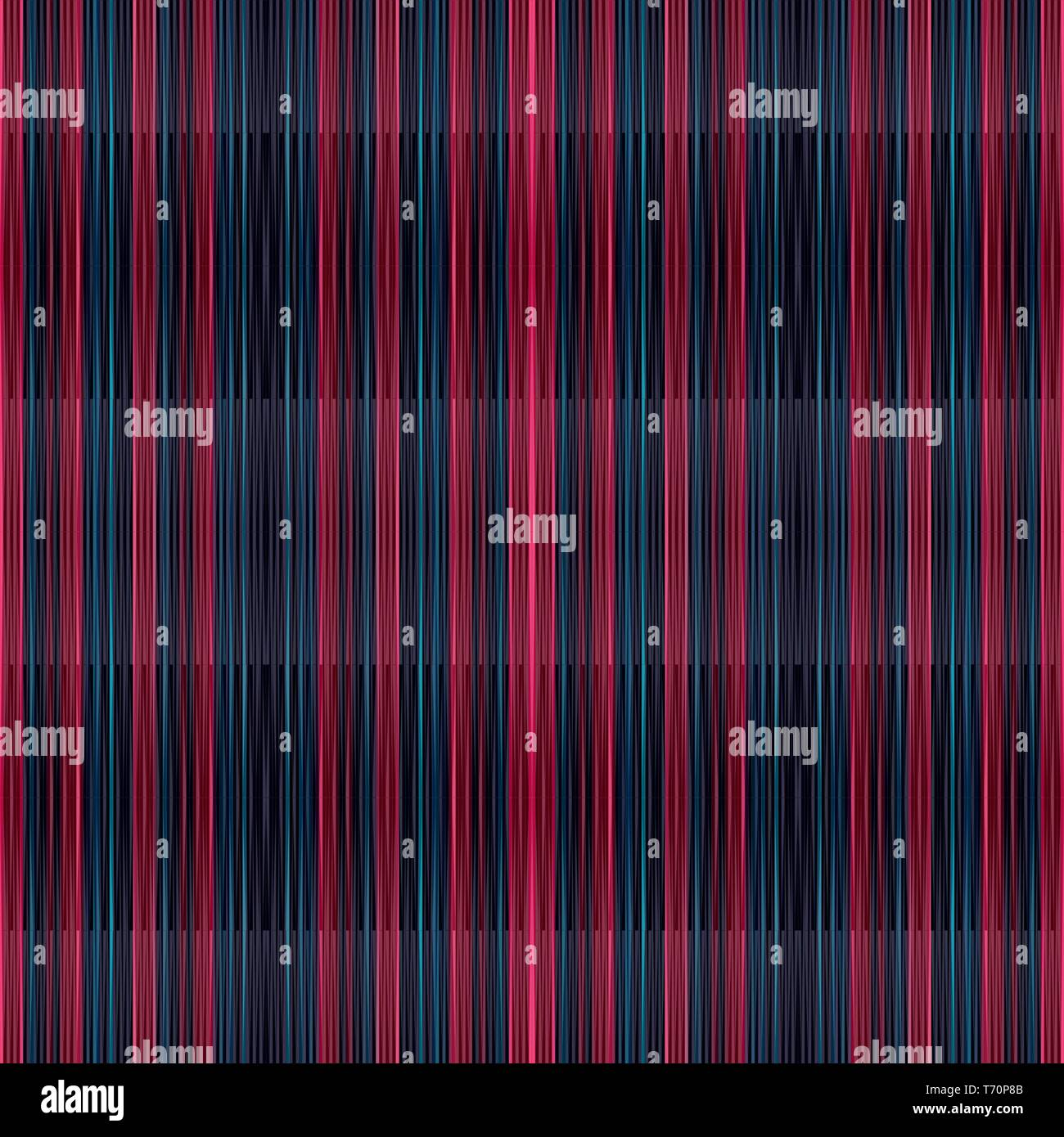 Black Indian Red And Old Mauve Color Pattern Vertical Stripes