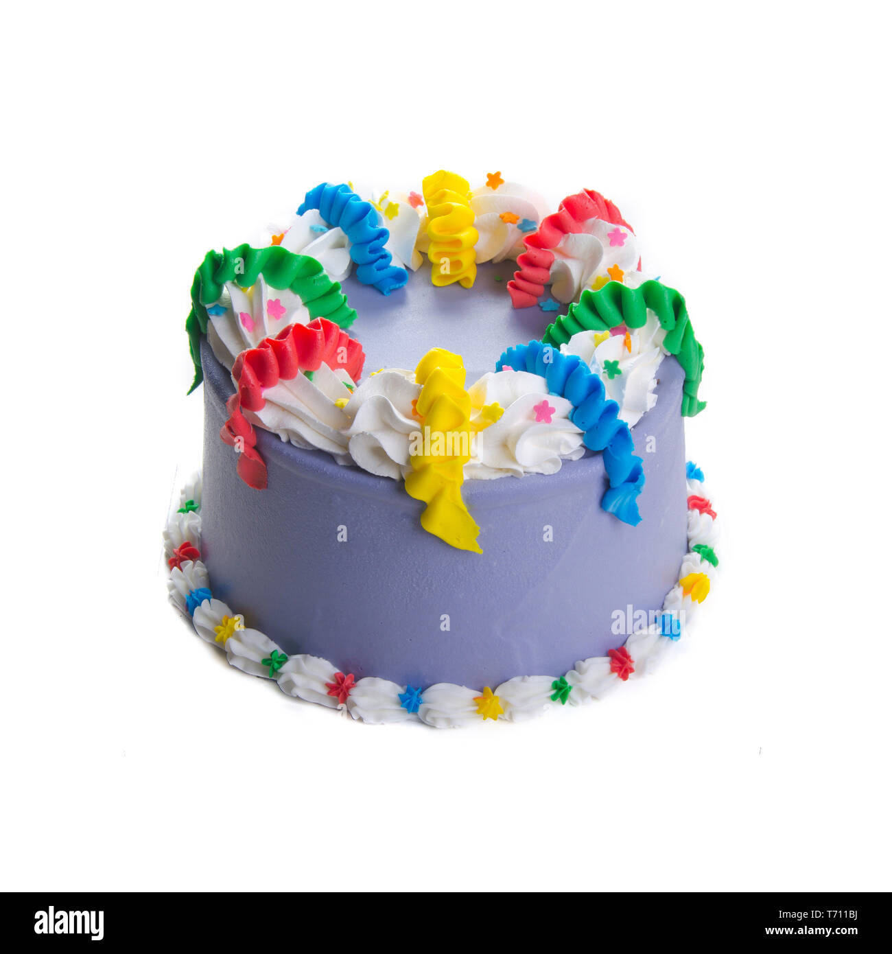 Surprising Cake Or Ice Cream Birthday Cake On A Background Stock Photo Funny Birthday Cards Online Sheoxdamsfinfo