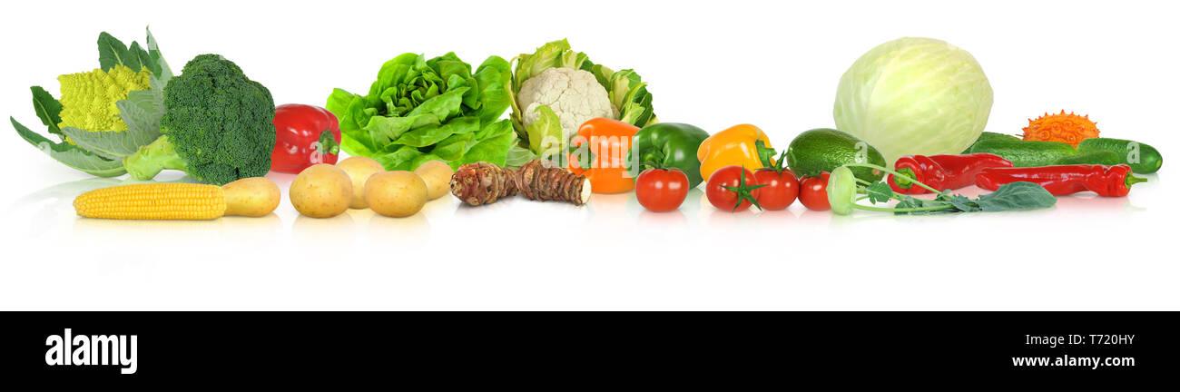 Vegetables 333 - Stock Image