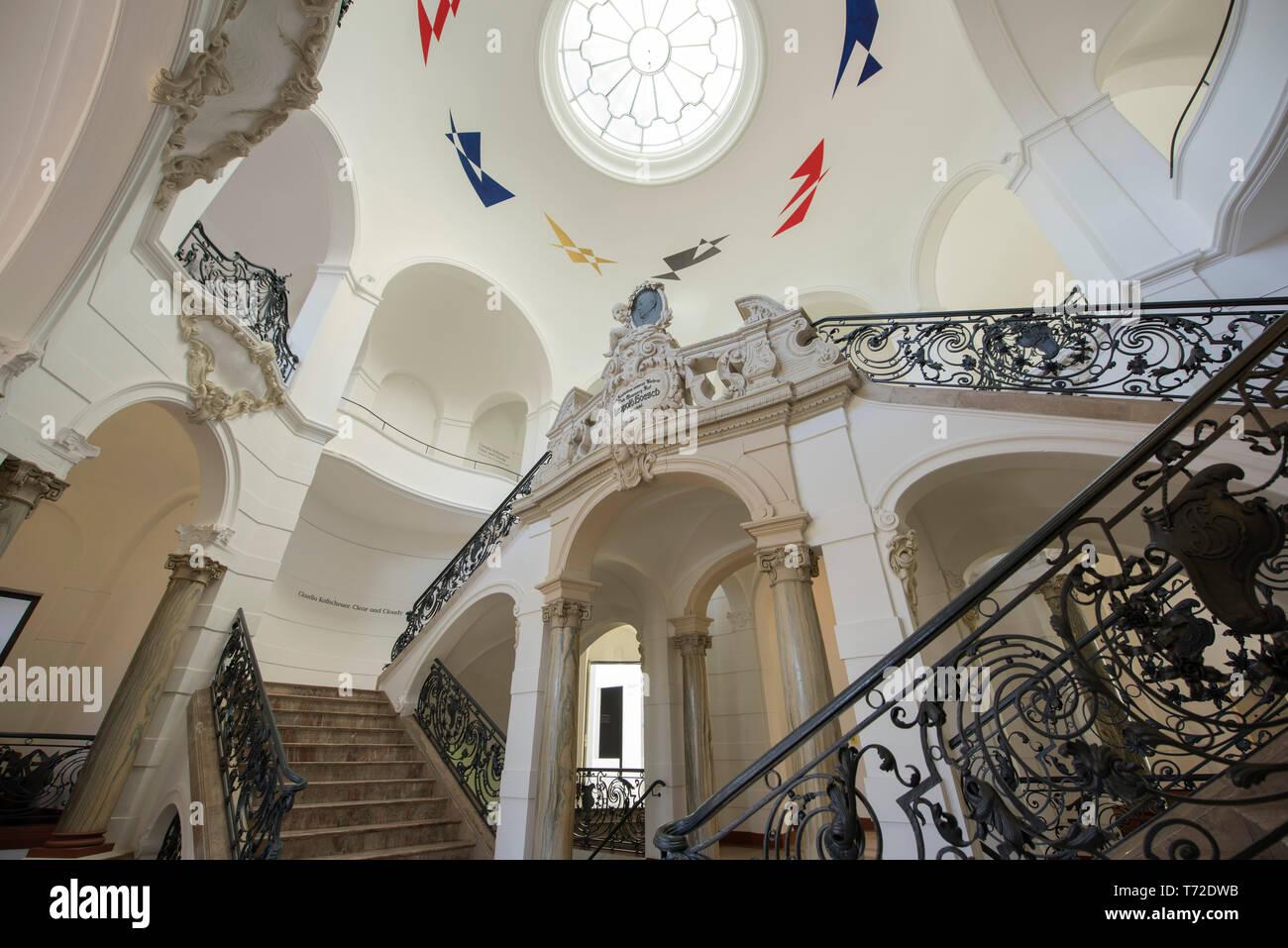 Deutschland, NRW, Düren, Leopold-Hoesch-Museum, - Stock Image