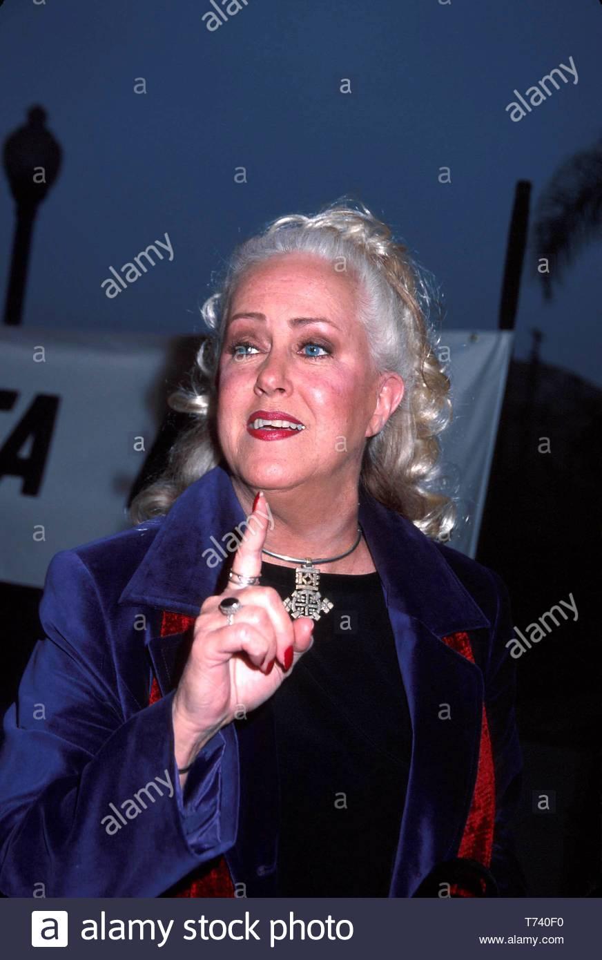 9/18/99  Grace Slick A Peta's Millennium Gala.In Los Angeles, California . Credit: 721757_Globe Photos/MediaPunch - Stock Image
