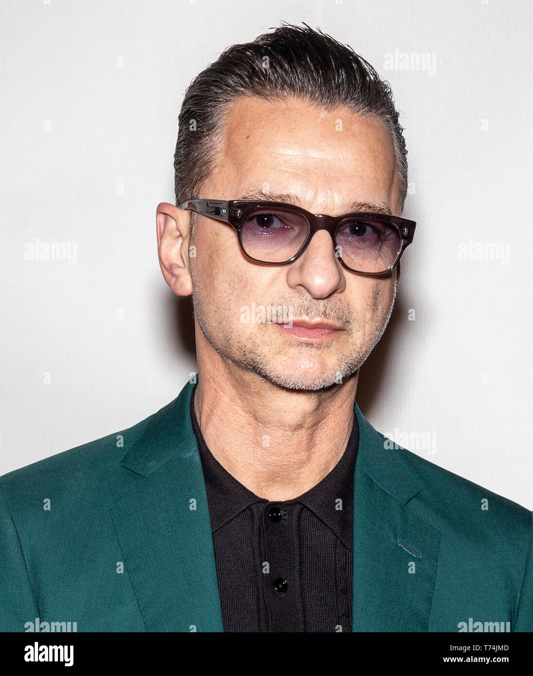 New York, NY - May 03, 2019: Dave Gahan attends the ...