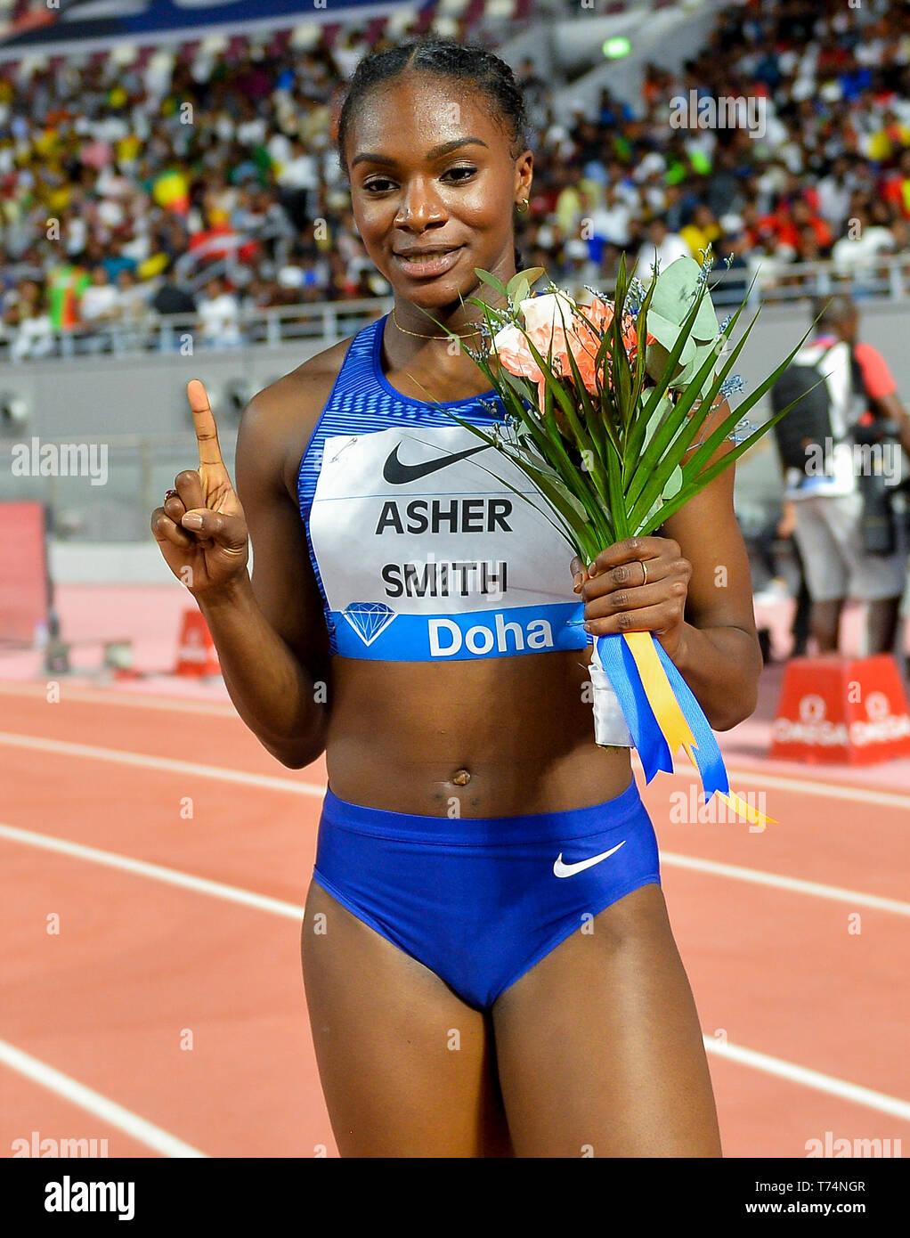 2019 Dina Asher-Smith