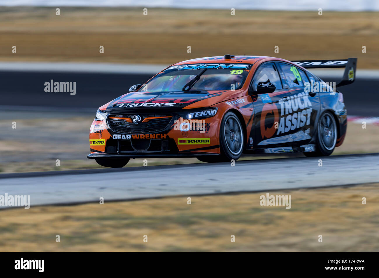 Barbagallo Raceway, Neerabup, Australia  4th May, 2019  Virgin