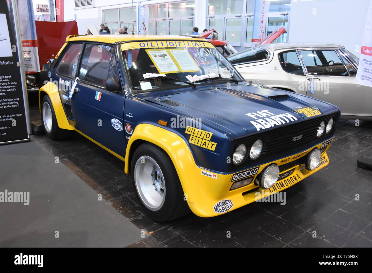 Fiat 131 High Resolution Stock Photography And Images Alamy