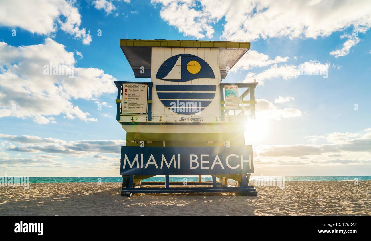 Miami Beach Florida 2018 Stock Photos & Miami Beach Florida 2018