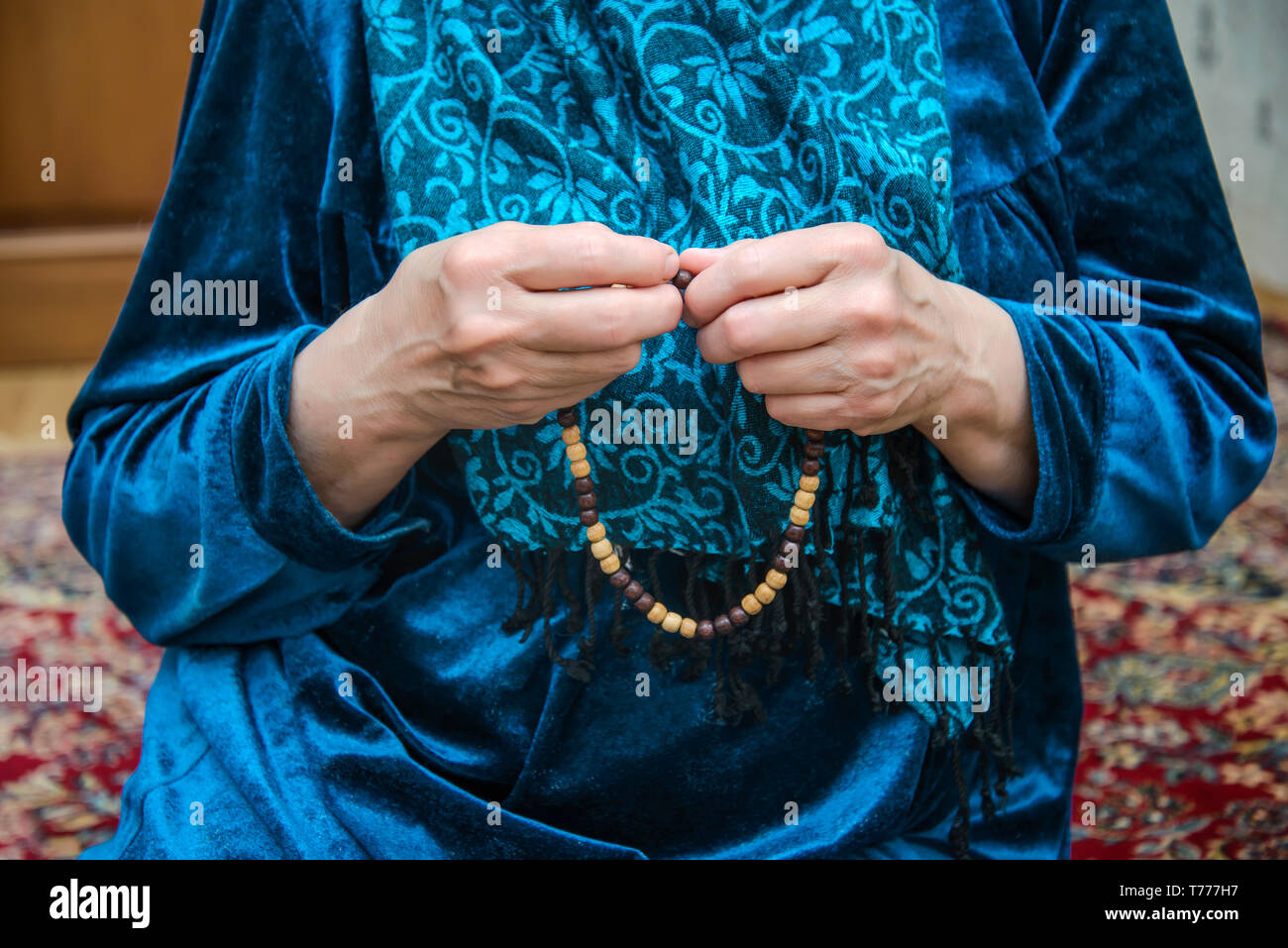 Muslim Namaz Hand Stock Photos & Muslim Namaz Hand Stock Images - Alamy