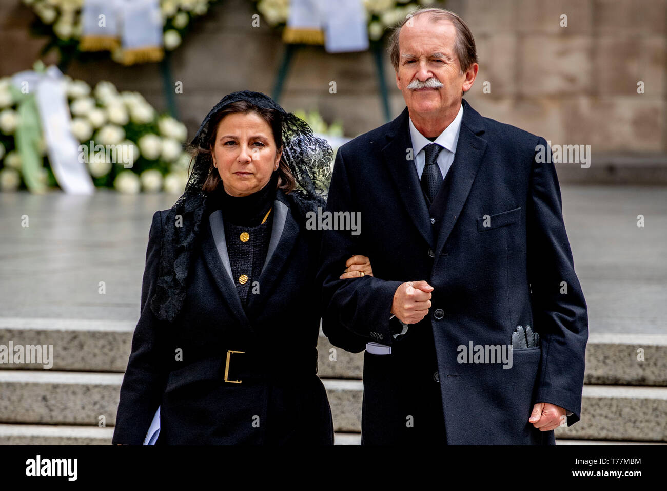 Anne Duarte Escort the duke of braganza high resolution stock photography and