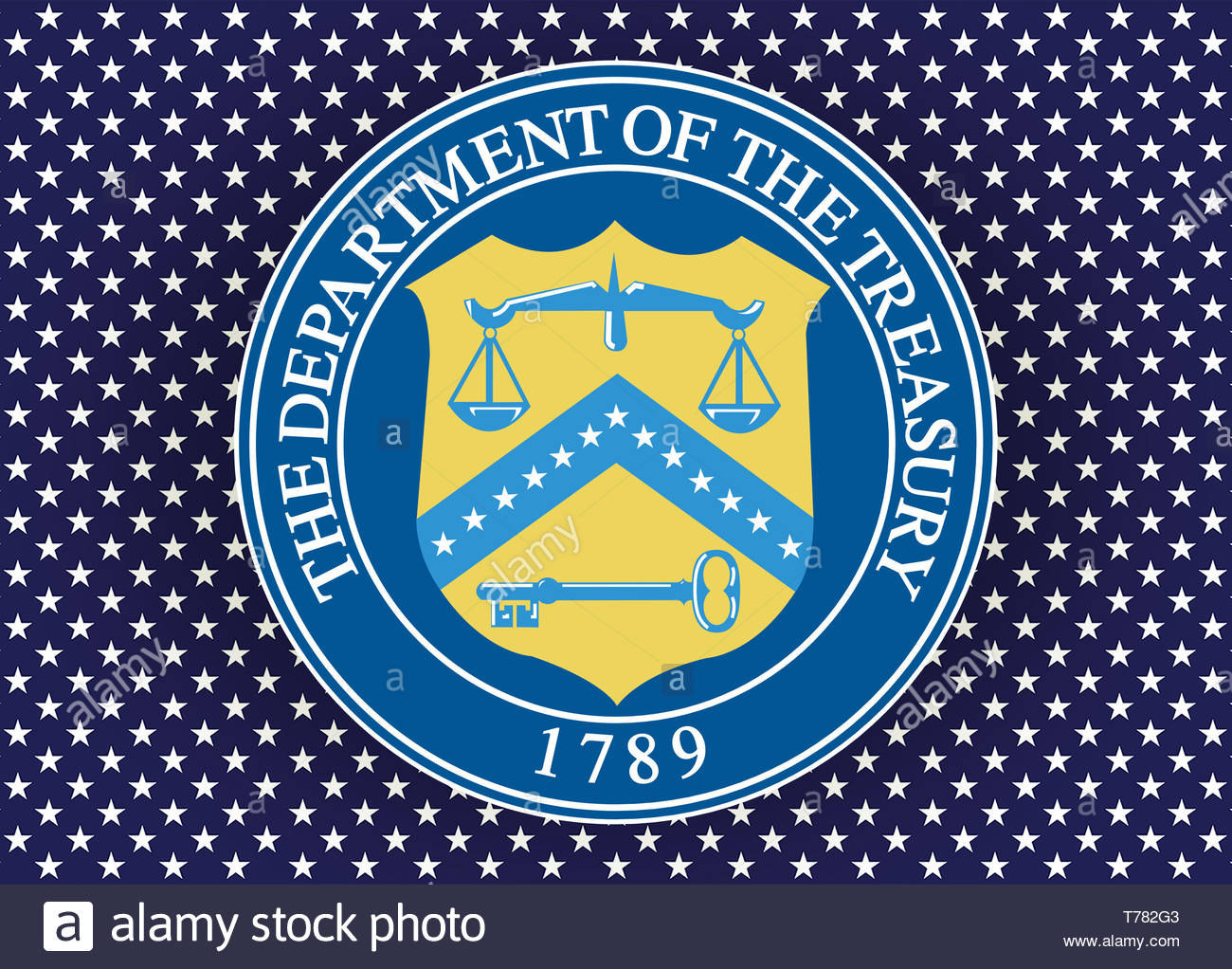 United States Department Of The Treasury Stock Photos & United