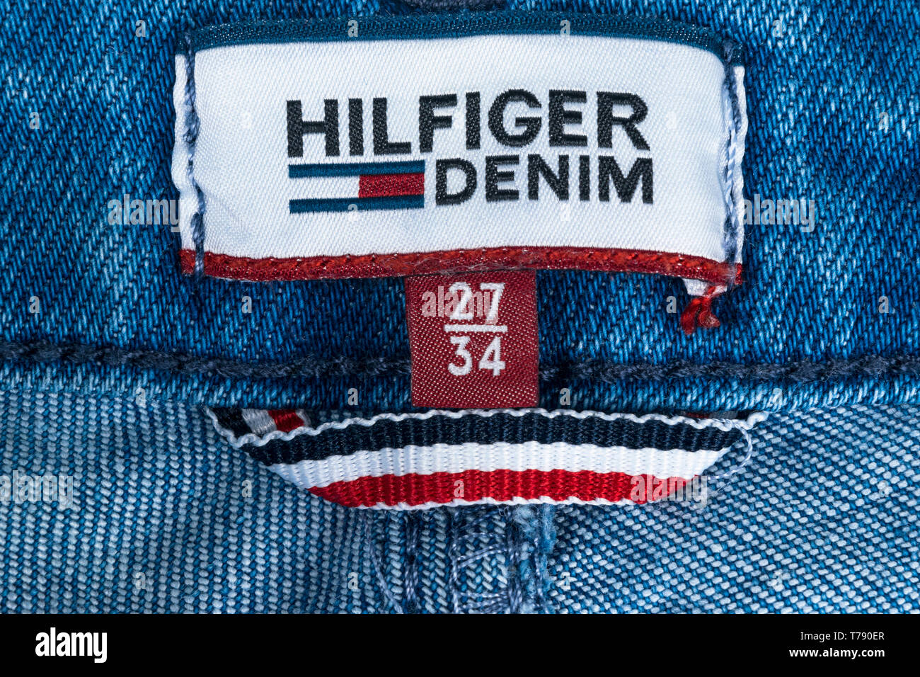 tommy hilfiger is