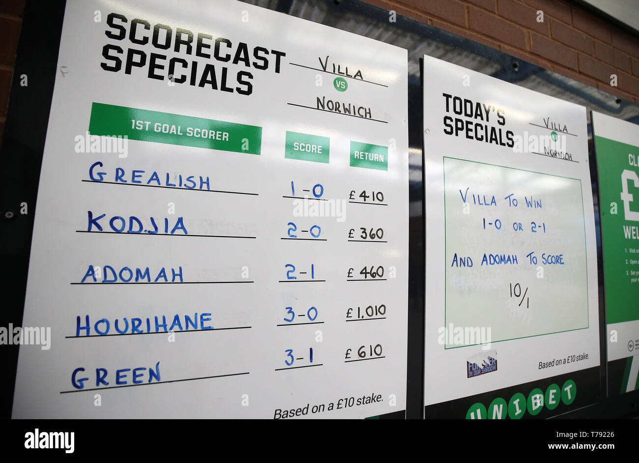 championship fixtures betting odds