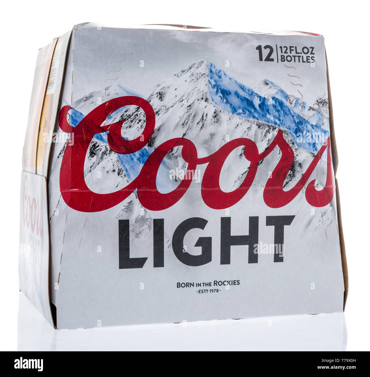 Adolph Coors Iii Stock Photos And Pictures: Coors Light Stock Photos & Coors Light Stock Images