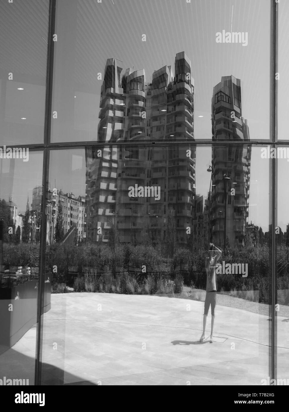 Milan - Milano - Milano city life - Stock Image